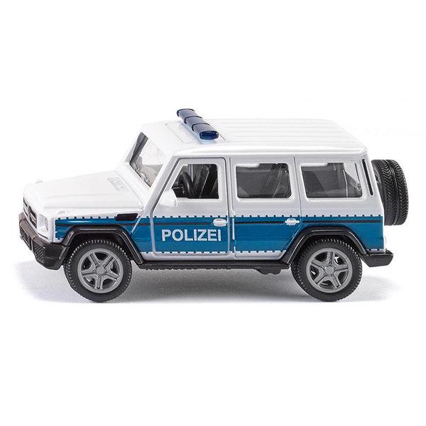 Метална полицейска количка - Mercedes AMG G65